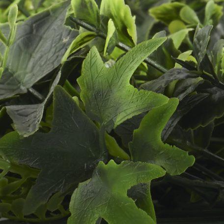 kunsthaag-vegetatie-grof-blad-detail